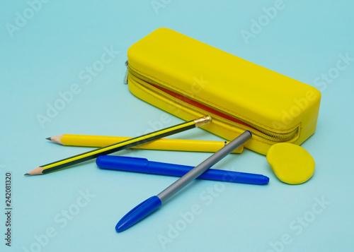 Stampa su Tela Pencil case