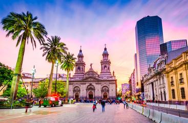 Plaza de Armas, Santiago de...