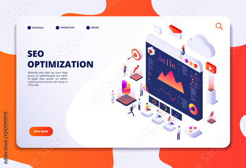 Photo  Seo optimization