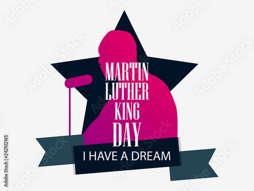 Photo  Martin Luther King day