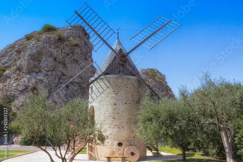 Fotografía  moulin à vent