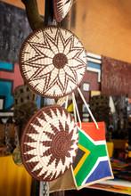 South African Souvenir Stall
