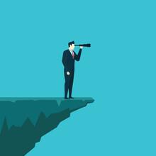 Business Man Concept Illustrat...