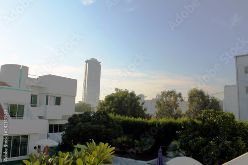 Fotografie, Obraz  building emirate