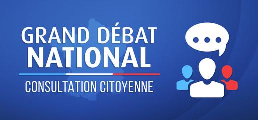Grand débat national - Consultation citoyenne