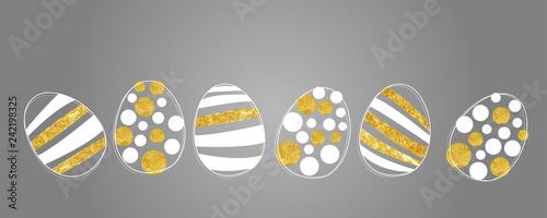 Fototapeta Wesołego Alleluja kartka z życzeniami Wielkanoc obraz