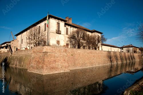 Foto  castello visconteo pagazzano