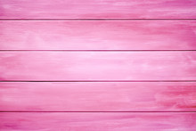 Pink Wood Planks Background