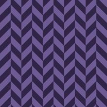 Vibrant Purple Alternating Che...