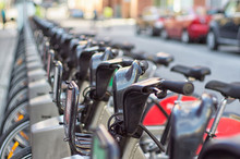 Public Bikes Share Station