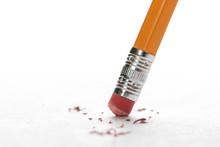 Pencil Erasing Mistake Made On...