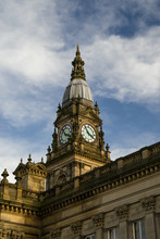Bolton Town Hall Clock Tower I...