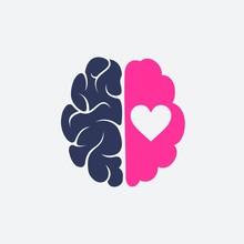 Smart Brain Vector