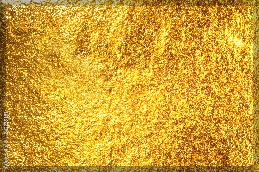 Fototapeta  plaque dorée