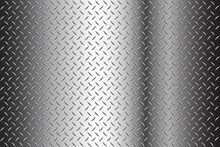 Seamless Diamond Silver Texture