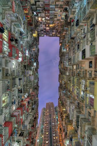 mata magnetyczna Monster Building, HK.