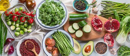 vegan cooking ingredients