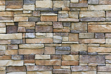 Abstract Stone Tile Texture Br...