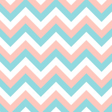 Abstract Geometric Zigzag Pattern Background