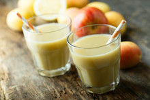 Pear Apple Smoothie