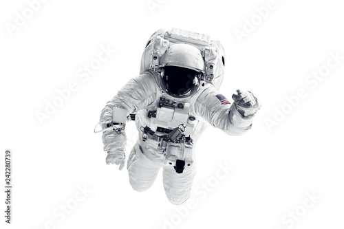 Canvas Astronaut