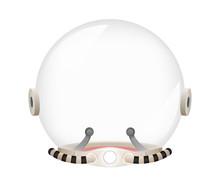 Astronaut Cosmonaut Helmet Spa...