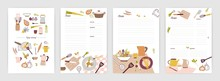 Collection Of Recipe Card Or S...