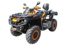 ATV Quad Bike Or Buggy Car Iso...
