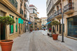Ribeira city street