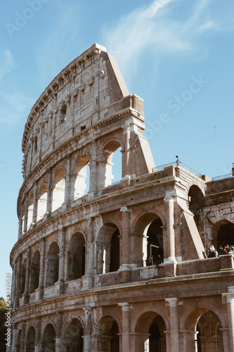 Colosseum in Rome, Italy Fototapete