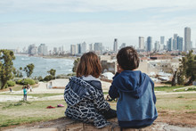 Kids And Tel Aviv