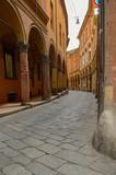 Fototapeta Uliczki - street in Bologna
