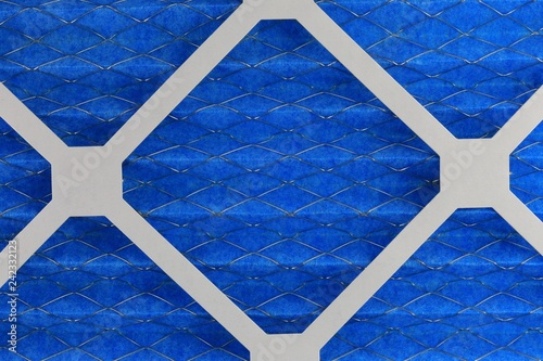 Fotografia, Obraz  Furnace and Air conditioner disposable filter