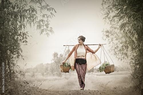 Valokuva  Thailand Culture