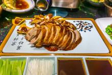 Chinese Peking Duck