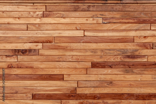 Poster Wall Old wood wall texture , wooden background ,Beautiful Abstract , brick Texture Banner With Space For Text