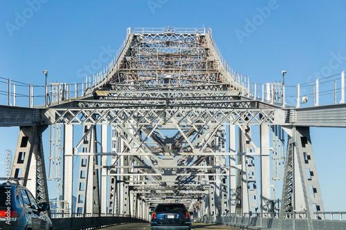 Photo  Driving on Richmond - San Rafael bridge (John F