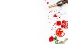 Valentine's Day. Beautiful Bac...