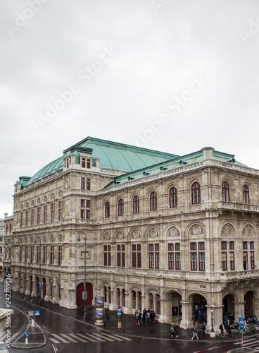 Fotografía  Vienna State Opera. Vienna Opera House.