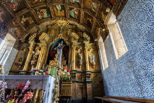 Fotografie, Obraz  Baroque Church of Saint Mary