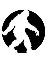Kreis Rund Logo Gehender Laufe...