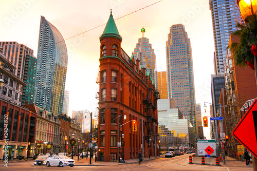 Photo  Gooderham building