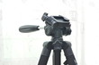 tripod head for photo and video shooting