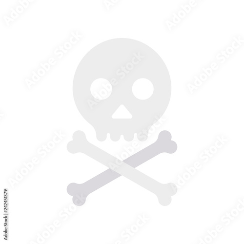 Photo  skull  danger   crossbones