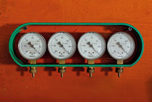 Manometers Are The Devices For Gas Pressure Control