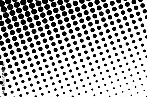 Abstract halftone pattern. ...