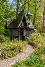Witch's Cottage At Stadtgarten...