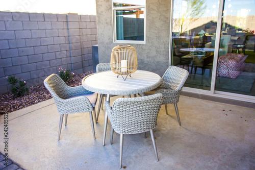 Fotografía  Outdoor Patio Wicker Furniture