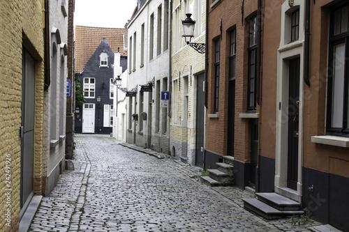 Fotografía  Typical Dutch house