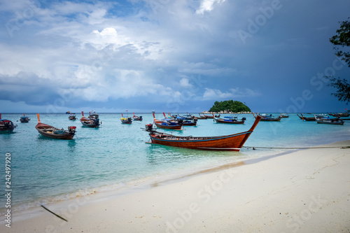 Keuken foto achterwand Asia land Tropical beach in Koh Lipe, Thailand